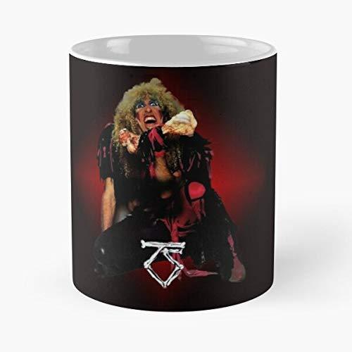 Metal Heavy Sister Music Twisted Dee Snider Best 11 oz Kaffeebecher - Nespresso Tassen Kaffee Motive