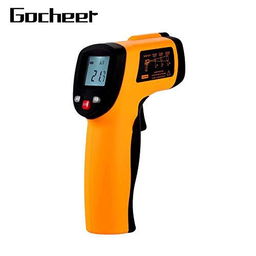 Gocheer Termometro Infrarosso Digitale Senza Contatto Laser IR Infrared Thermometer -50℃-550℃ …