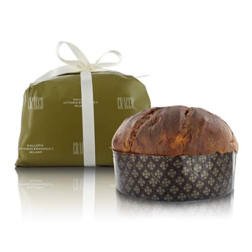 Cracco Artisan Panettone by Italian Celebrity Chef, Baked in Milan, 1 kg / 35 ¼ oz / 2.2 lb