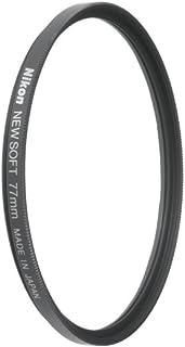 Nikon 77mm Soft Focus Filter, Black