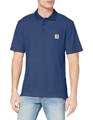 Carhartt Men's Force Extremes Pocket Polo Now $19.99 (Was $39.99)