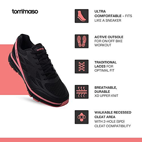 Tommaso Venezia Women's Spin Class Shoes