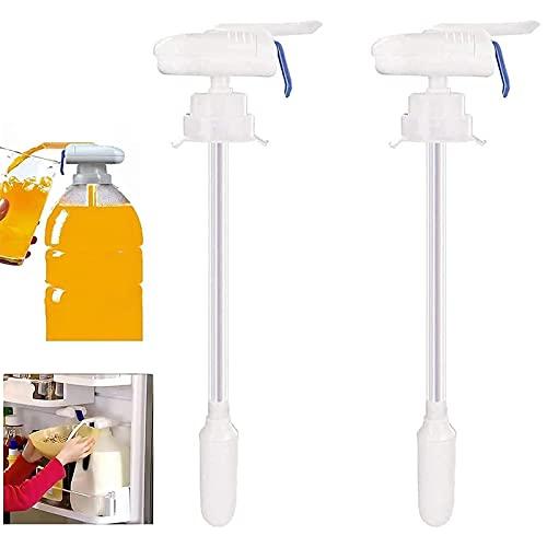 FANGMING Dispensador de Bebidas Magic Tap - Dispensador de Leche para Nevera, Dispensador automático de Bebidas, Dispensador automático portátil de Bebidas