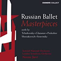 Russian Ballet Masterpieces by Tchaikovsky (2013-05-03)