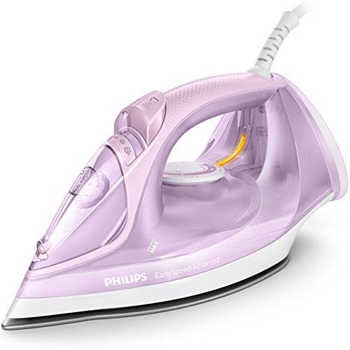Philips Plancha de Vapor GC2678/30, 2400 W, 0.3 litros, Ceramic, morado