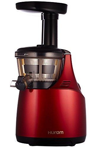 Hurom Hu 500 Estrattore di succo a bassa velocità HE-DBE04 Rosso