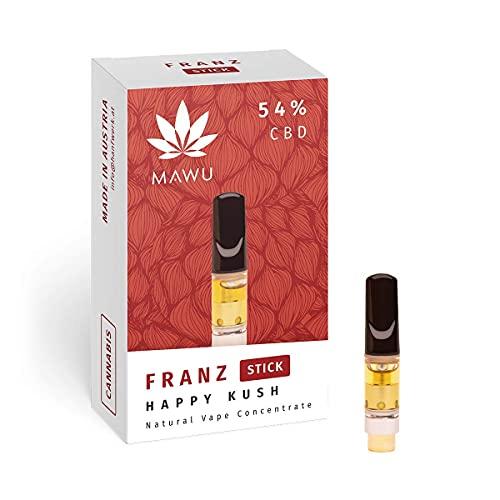 MAWU Vape-Stick CBD-Kartusche Franz –...