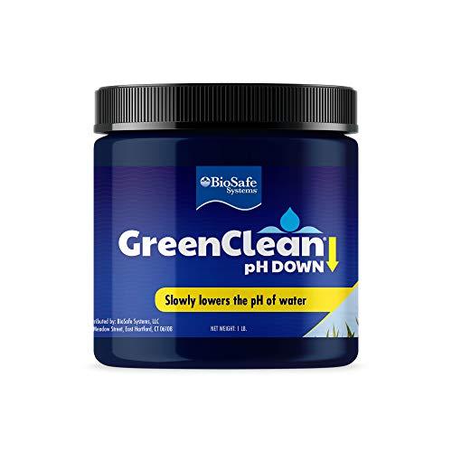 BioSafe 6401-1 1 Pound GreenClean PH unten