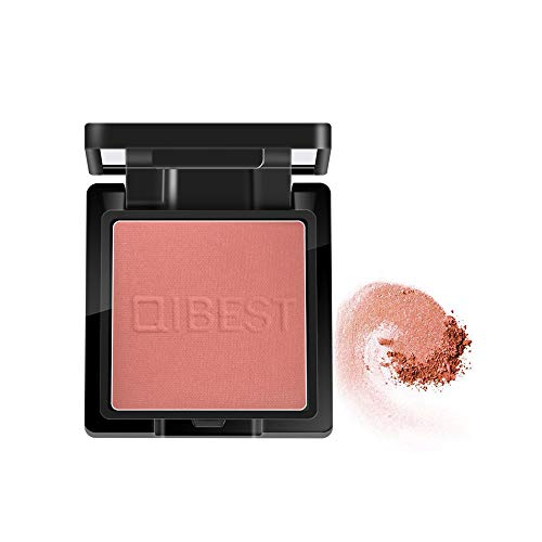 erthome Pressed Cheek Blusher Powder Makeup Tool Highlighter Women Face Blush Cosmetic, zaubert...