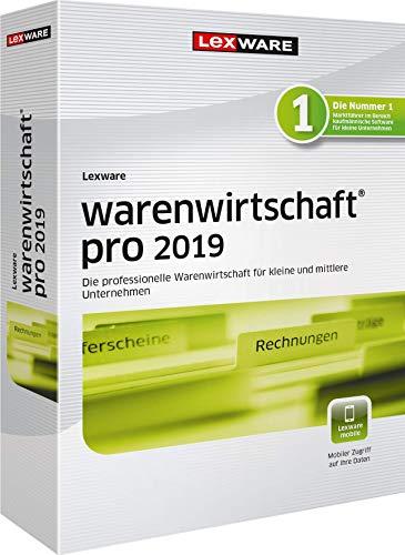 Lexware warenwirtschaft pro 2019|Minibox (Jahreslizenz)|Effizientes Warenwirtschaftssystem für eine organisierte Datenverwaltung für Kleinunternehmer|Kompatibel mit Windows 7 oder aktueller