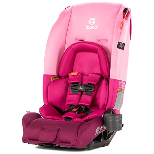 Diono Radian 3RX All-in-One Convertible Car Seat, Pink