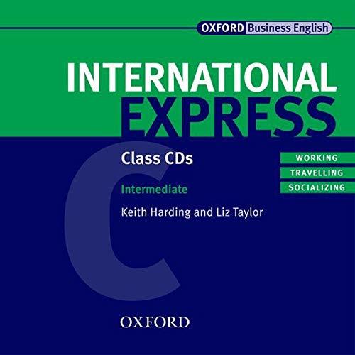 NEW INTERNATIONAL EXPRESS INTERMEDIATE CLASS CD