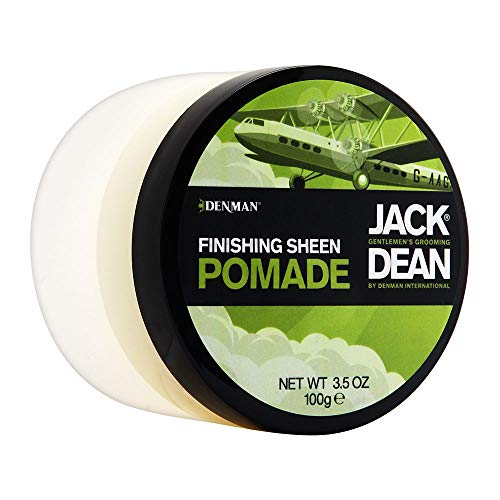 Jack Dean Finishing Pomade 100 g by Jack Dean