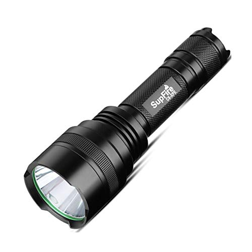 Linterna LED batería Linterna con batería 16850batería y cargador unidades paquete al aire libre luz bicicleta bicicleta luz Q55W