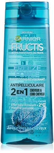 Garnier Fructis Freeze Force Shampooing 2 en 1...