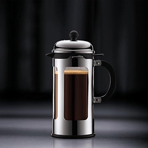 【正規品】 BODUM ボダム CHAMBORD フレンチプレスコーヒーメーカー 1.0L 11172-16