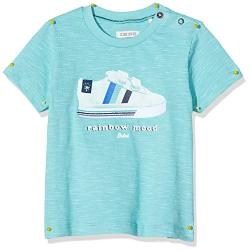 IKKS T-shirt Basket Rainbow Mood Baby jongens
