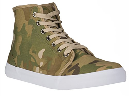 Mil-Tec Heren Army Sneaker Multitarn