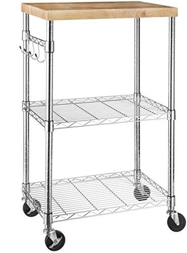 Amazon Basics -   - Küchenrollwagen,