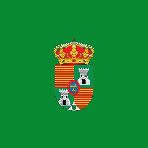 magFlags Bandera Large Castellana Cuadrada | 1.35m² | 120x120cm