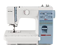 Usha Janome Automatic 60-Watt Stitch Sewing Machine