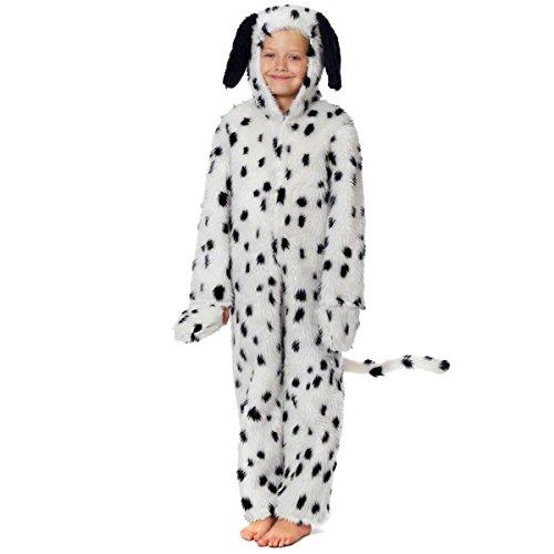 Charlie Crow Déguisement Dalmatien pour les enfants. Taille 6-8 ans (128cm)