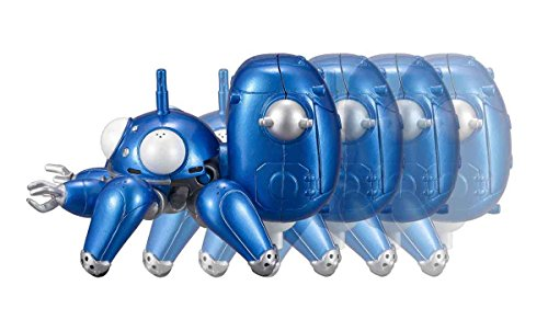 Unbekannt Ghost in The Shell S.A.C. Action Figure TokoToko Tachikoma 2018 Metallic Ver. 5