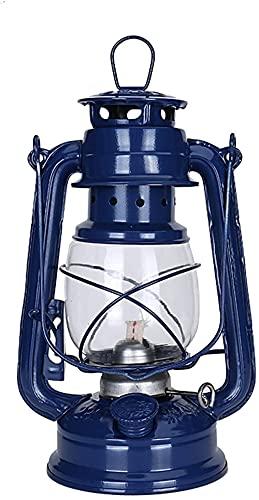 Farol de queroseno vintage lámpara de camping retro lámpara de queroseno tienda de campaña luces de camping al aire libre linterna de camping