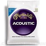 Martin M-150 Cordes pour Guitare acoustique Medium