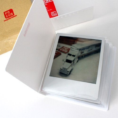 48 Photos Polaroid Wide Films Book Photo Album for Fujifilm Instax 210 Maryland
