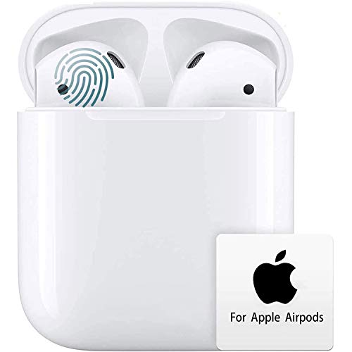 Auricular Bluetooth 5.0, Auricular inalámbrico, micrófono y Caja de Carga incorporados, reducción del Ruido estéreo 3D HD, para Auriculares iPhone/Android/Apple Airpods Pro/Samsung/Huawei Xiaomi