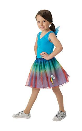 Rubie \'s Offizielle My Little Pony Kinder-Flutter Shy Tutu und Flügel Set (One Size, 4–8Jahre)