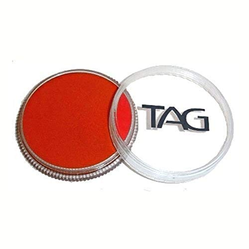 TAG Face and Body Paint - Regular Red 32gm