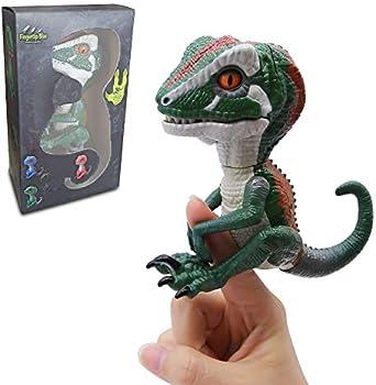 Snader-Untamed Interactive Collectible Dinosaur T-Rex Ironjaw