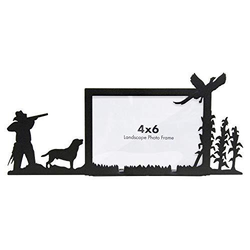 Innovative Fabricators, Inc. Pheasant Hunting & Labrador 4X6 Horizontal (Landscape) Picture Frame