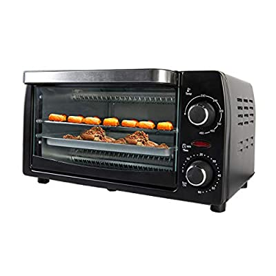 CalmDo 9L Oven Household Electric Toaster with 60 Minutes Timer and Multi Function