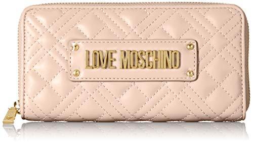 Love Moschino Jc5600pp1a, Portafoglio Donna, Rosa (Rosa), 2x10x19 cm (W x H x L)