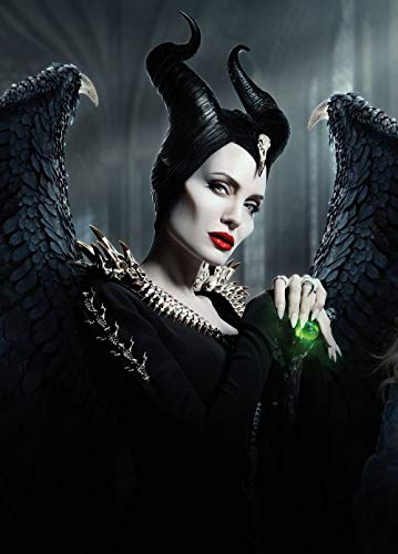 prindesign Maleficent Mistress of Evil - Movie Poster Wall Decor Filmplakat - 45 X 70 cm