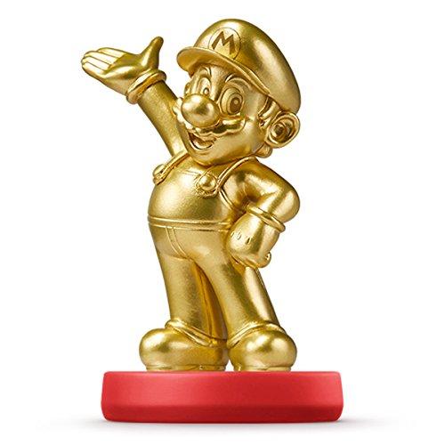 amiibo MARIO GOLD version