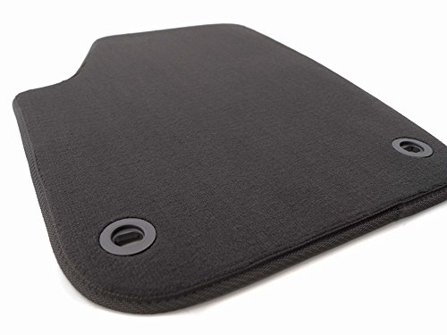 Fußmatte passend für Polo 9N Velour Automatte Fahrermatte Fahrerseite einzeln