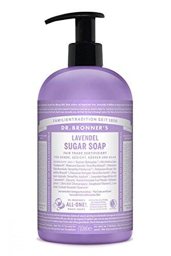 DB Bio Sugar Soap Lavendel 355ml