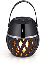 Led Bluetooth Speakers – Portable Wireless Speakers– Flickering Flame Lights Lantern Bluetooth Speaker – Gift Ideas-Torch Atmosphere Table Lamp– Premium Stereo Sound – Indoor Outdoor Speakers