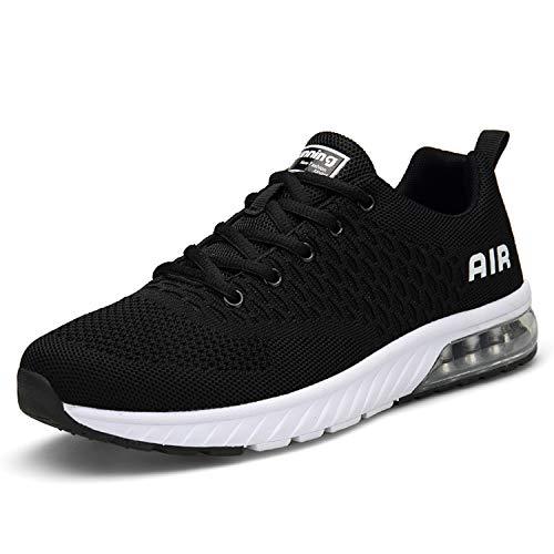 Sneaker Uomo Scarpe da Corsa su Strada Donna Running Sportive Unisex Interior Casual Scarpe Fitness...
