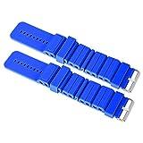SALUTUYA Pulsera Deportiva Soporte de Peso Pulsera de Yoga Duradera con Soporte de Peso Azul Oscuro, para niños(Navy Blue)