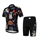 2020 Summer MTB Kid Cycling Jersey Set Short Sleeve Children Cycling Clothing Wear Cycling Clothes