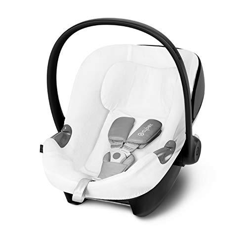 CYBEX Sommerbezug, Für Babyschale Aton M, Weiß