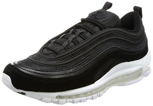 Nike Men's AIR MAX 97 Trail Running Shoes, Black (Black/Black-White 003), 7 UK