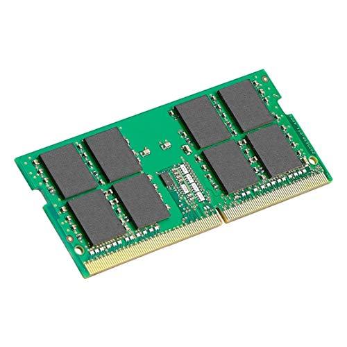 キングストン ノートパソコン用 メモリ DDR4 2666 4GB CL19 1.2V Non-ECC SODIMM 260pin KVR26S19S6/4