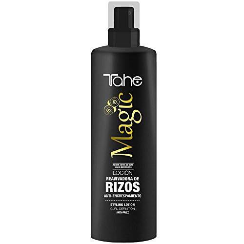 Tahe - Magic Rizos-Locion Reavivadora Rizos Antiencrespamiento(Spray) 300 Ml.