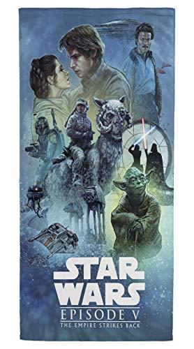 Jay Franco Star Wars Celebration Limited Edition - Toalla, Episode 5, Measures 34' x 64', 1